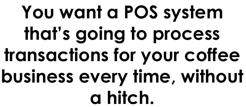pos system for a coffee shop, which pos system is best