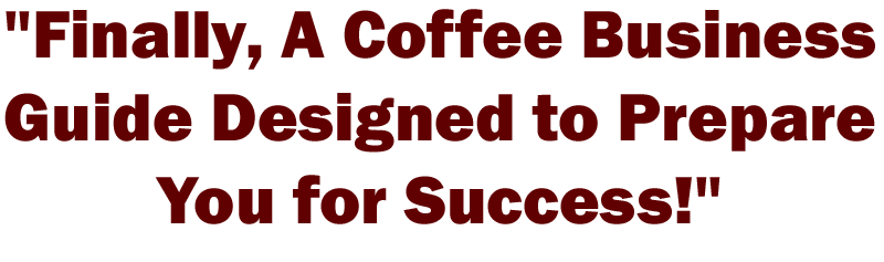 Coffee Shop Business Guide