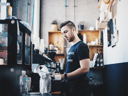 how to set up your online coffee business