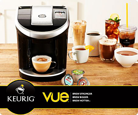 keurig vue review