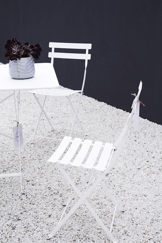 Asuntomessut Vantaa minimalistinen terassi