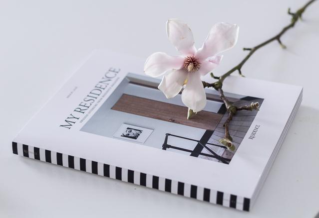 Coffee Table Diary Magnolia MyResidence