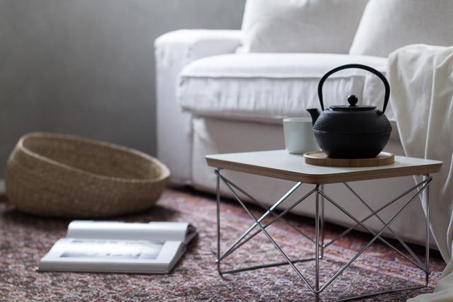 Vitra LTR side table eames bukowski itämainen matto Coffee Table Diary