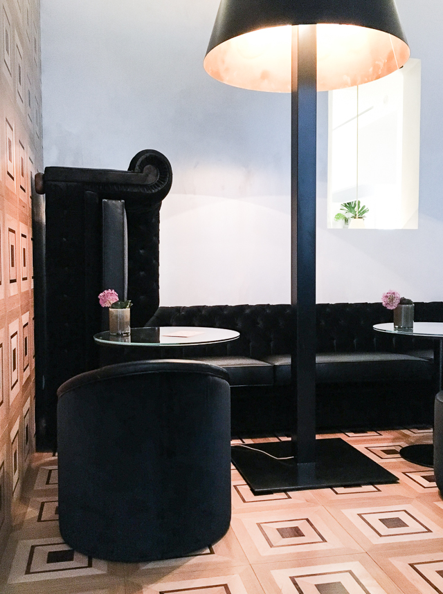 Hotel Senato Milano Coffee Table Diary