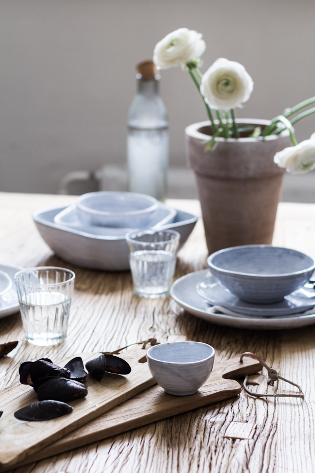 Tine K table setting Coffee Table Diary