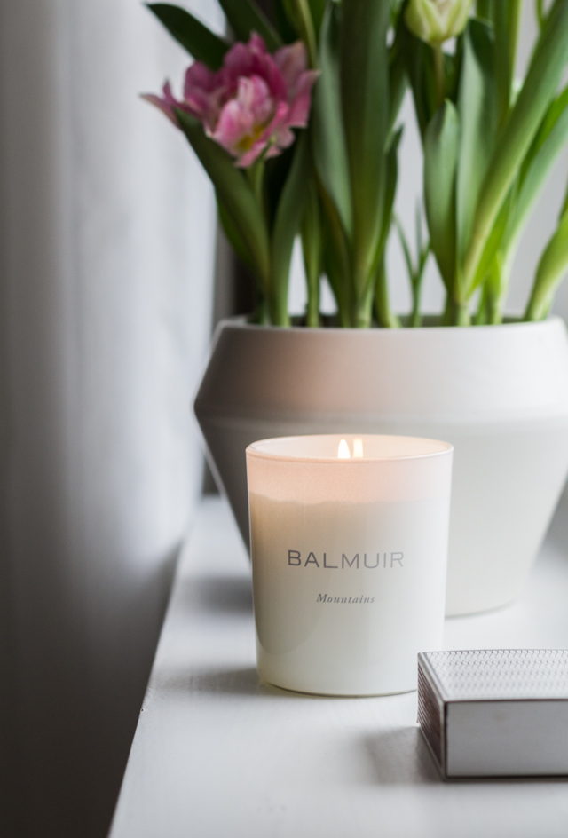 Balmuir scented candle by lassen Rimm-4