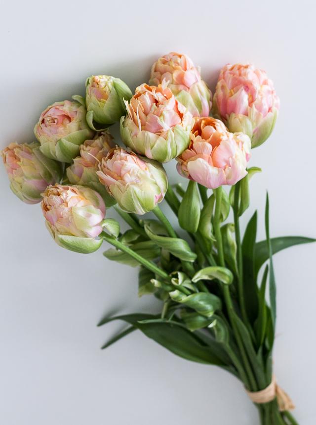 Hyvän viikonlopun resepti tuoreet kukat