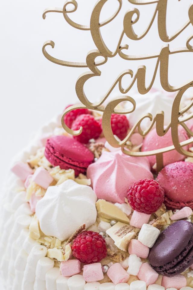 Bday cake little girl-2