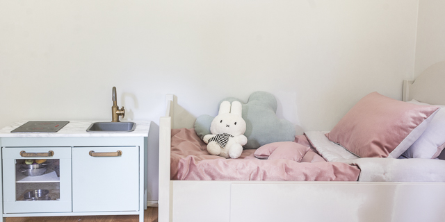 Lapsen huone girls room decor-3