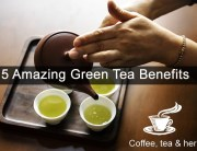 5 Green Tea Benefits