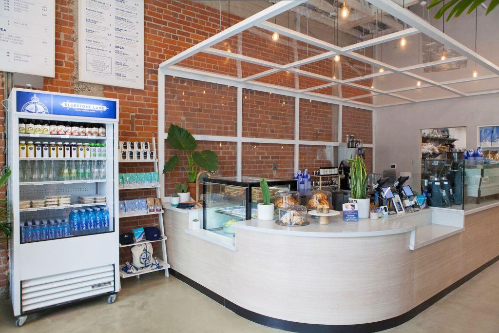Bluestone Lane La Brea Coffee Shop
