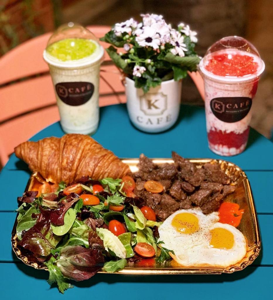 K Cafe Patisserie & Tea House