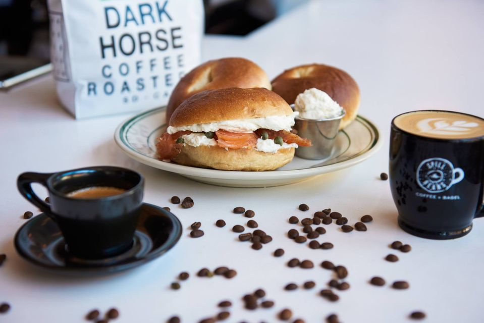 Spill the Beans Coffee and Bagels