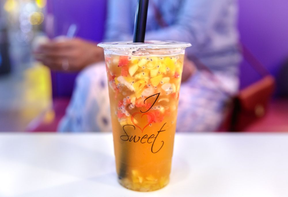 Sweet Gelato Tea Lounge