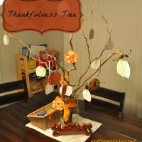 Count Your Blessings:Thankfulness Tree