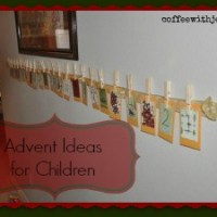 Advent Ideas for Children