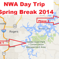 NWA Day Trip Spring Break 2014