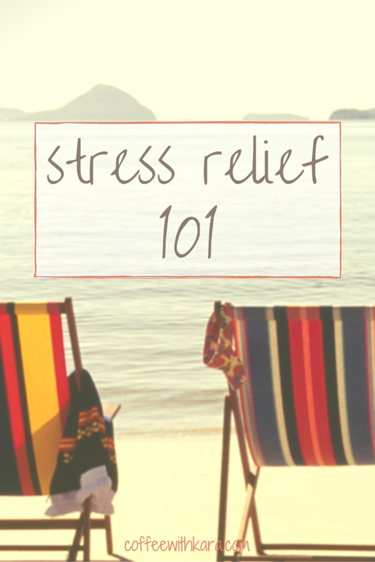 Stress paralyzed? Here are seven simple, soothing, stress relieving activities to empower you to create stress relief and care for yourself.