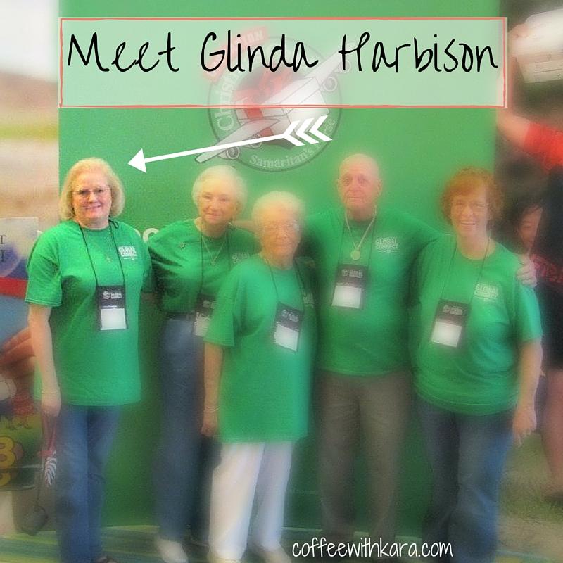 Meet Glinda Harbison