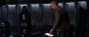 Vader and Tarkin