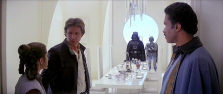 Cloud City Dining Room