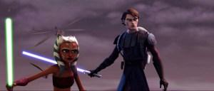 anakin ahsoka clone wars movie