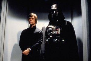 Luke & Darth Vader ROTJ