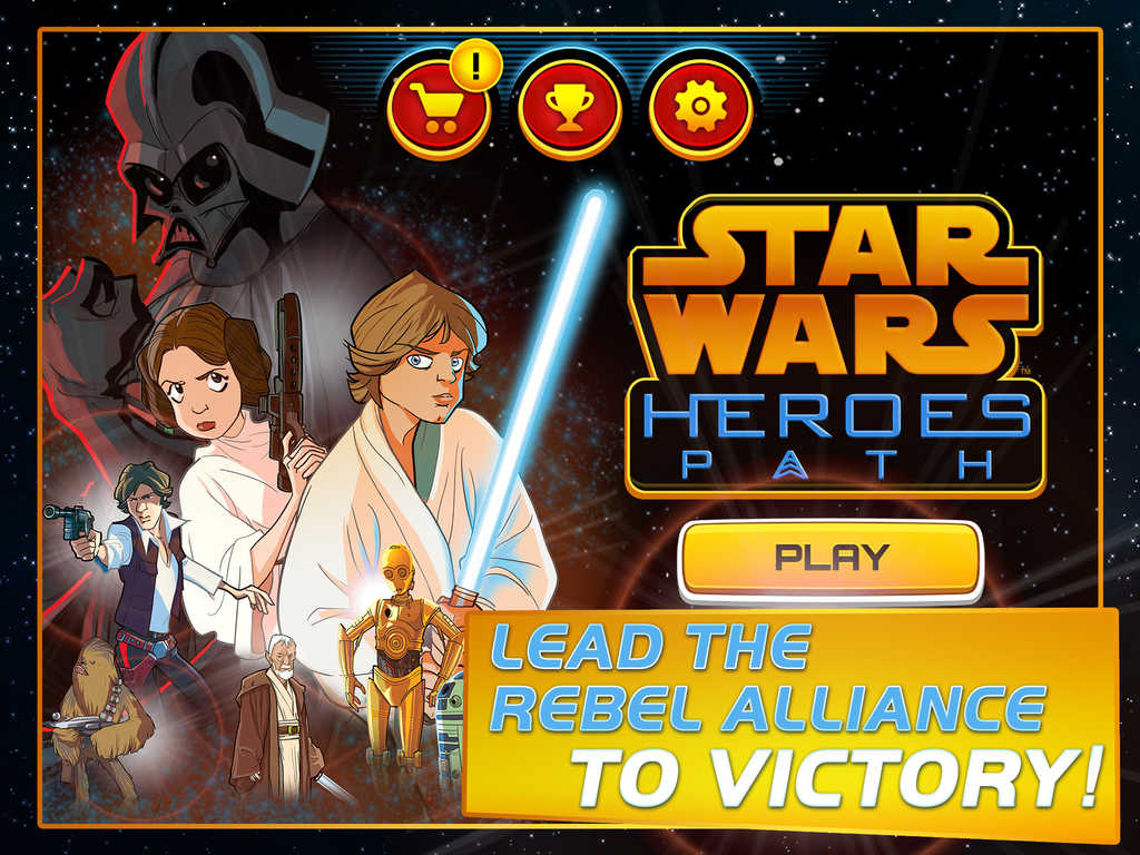 Star Wars  Heroes Path Review