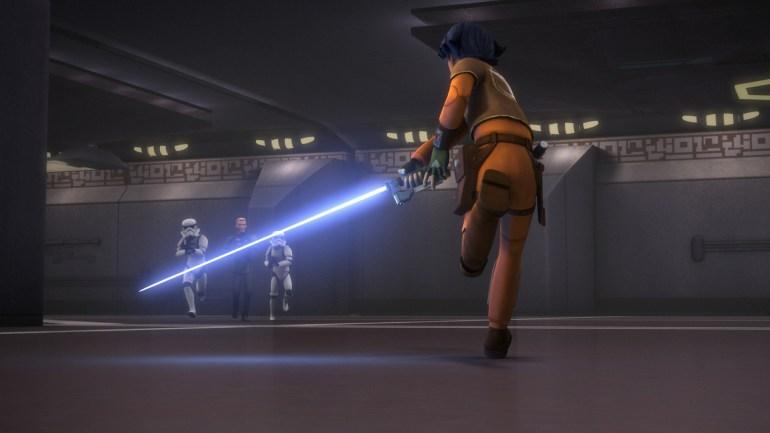 Ezra takes on Imperials