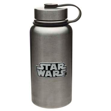 Star Wars Stainless Steel Water Bottle - Darth Vader