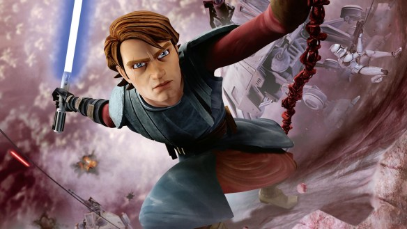 Anakin Skywalker Clone Wars Theatrical