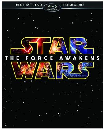 The Force Awakens Blu ray