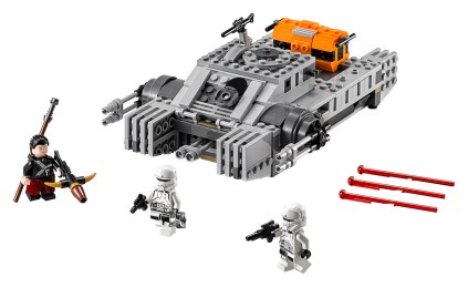 LEGO Star Wars Imperial Assault Hovercraft Price: $29.99 Available Fall 2016
