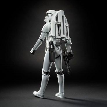 STAR WARS 12-INCH InteracTech Imperial Stormtrooper Figure