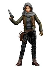 Star Wars: The Black Series 6-in. Jyn Erso Figure Price: $19.99 Available: Fall 2016