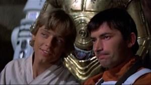 Luke and Wedge