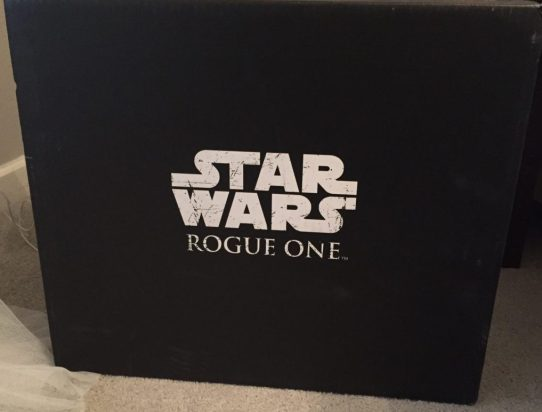 Hasbro Fall 2016 Rogue One Preview Box