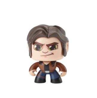 STAR WARS MIGHTY MUGGS Figure Assortment - Han Solo (1)