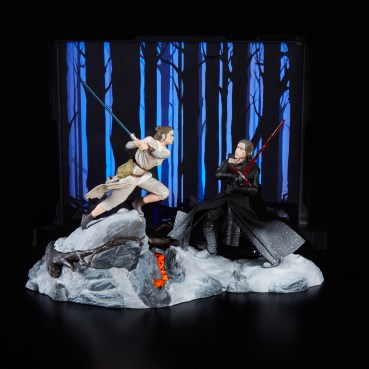 STAR WARS THE BLACK SERIES CENTERPIECE REY (STARKILLER BASE) & KYLO REN Figure - oop1_v1_current