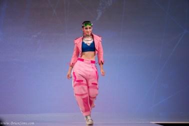 Brian Sims SDCC Fashion Show-271