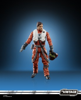 Star Wars The Vintage Collection Poe Dameron Figure (1)