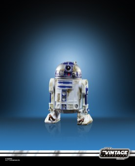 Star Wars The Vintage Collection R2D2 Figure (2)