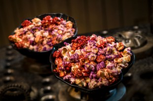 Innovative and creative eats from around the galaxy will be available at Star Wars: Galaxy's Edge when it opens May 31, 2019, at Disneyland Park in Anaheim, Calif., and Aug. 29, 2019, at Disney's Hollywood Studios in Lake Buena Vista, Fla. The Outpost Mix can be found at Kat Saka's Kettle, located in the Black Spire Outpost market inside Star Wars: Galaxy's Edge. (David Roark/Disney Parks)