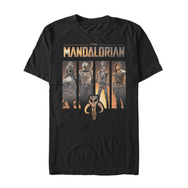 The Mandalorian T-Shirt - $22.99 From Fifth Sun. Available on Amazon.