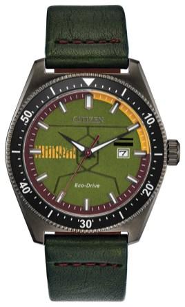 Boba Fett watch - $475 From Citizen
