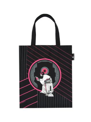 OUT OF PRINT - Princess Leia Star Wars Read Tote - $12 For the partner who loves to read - Our Star Wars Princess Leia tote and pouch are inspired by the vintage READ® posters by the American Library Association inspiring kids to read during the 80s and 90s. Shop now at Out of Print: https://outofprint.com/collections/star-wars