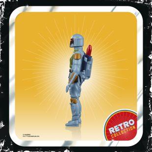 STAR WARS RETRO COLLECTION 3.75-INCH Figure - Boba Fett (3)
