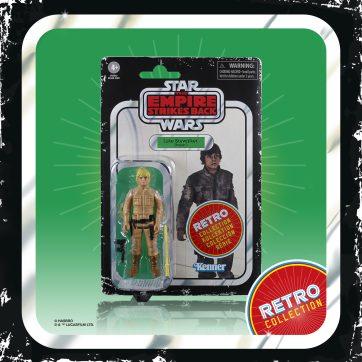 STAR WARS RETRO COLLECTION 3.75-INCH Figure - Luke Skywalker (1)