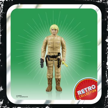 STAR WARS RETRO COLLECTION 3.75-INCH Figure - Luke Skywalker (3)