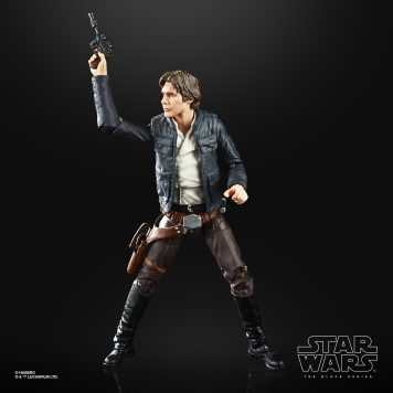 STAR WARS THE BLACK SERIES 40TH ANNIVERSARY 6-INCH HAN SOLO (BESPIN) - oop (2)